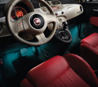 Genuine Fiat Interior Lighting